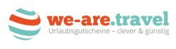 Cashback bei We Are Travel DE/AT in Deutschland