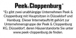 Peek & Cloppenburg*