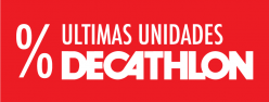 Cashback in Decathlon Últimas unidades in Spain