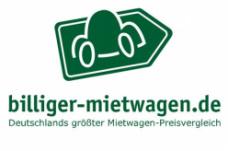 Cashback bei Billiger Mietwagen DE in Deutschland