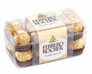 Кэшбэк в Конфеты Ferrero Rocher